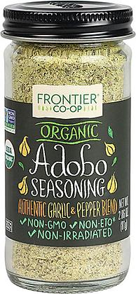 Frontier Co-Op Organics Adobo Seasoning