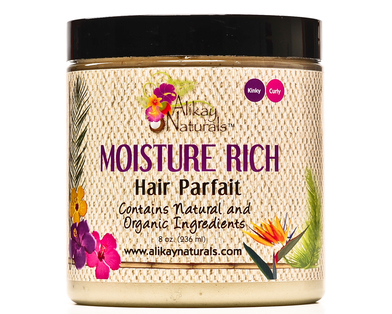 Moisture Rich Hair Parfait 8 oz