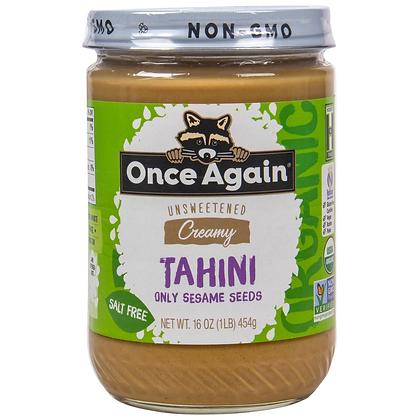 Once Again Tahini