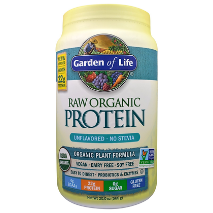 GOL Protein Unflavored Canister