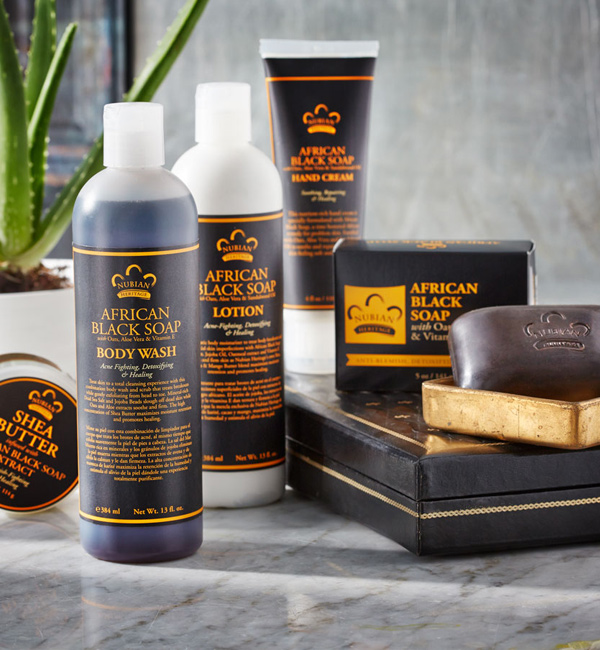 NH African Black Soap Collection