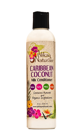 Caribbean Coconut Milk Conditioner 8 oz
