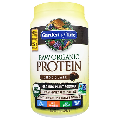 GOL Protein Chocolate Canister