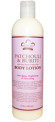 Patchouli and Buriti Lotion