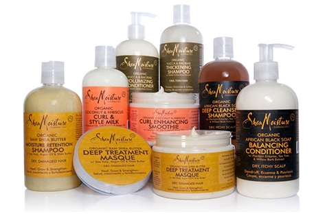 SM Hair Care Collection