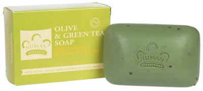 Olive and Green Tea Soap