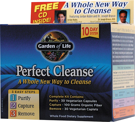 GOL Perfect Cleanse
