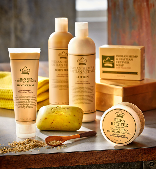 NH Indian Hemp - Vetiver Collection
