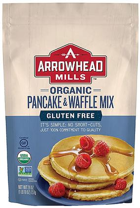 Arrow Head Mills Pancake Waffle Mix