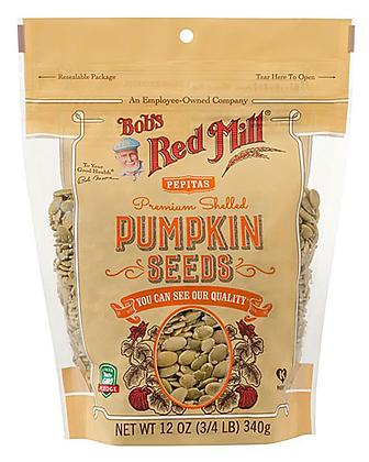 Bob's Red Mill Pumpkin Seeds  Organic