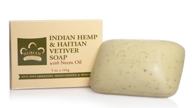 Indian Hemp and Vetiver
