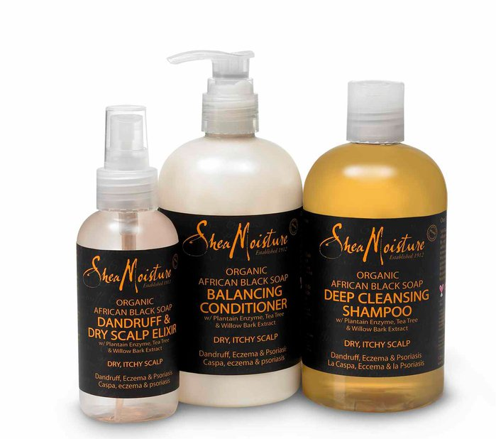 SM Black Soap Collection