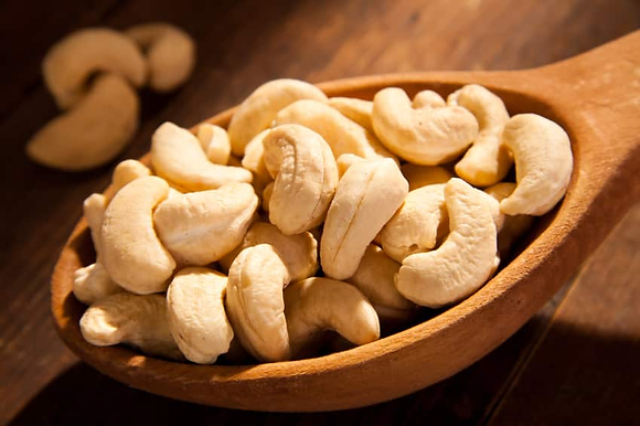 Cashews Regular or Organic Options