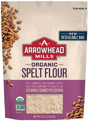 Arrow Head Mills Organic Spelt Flour