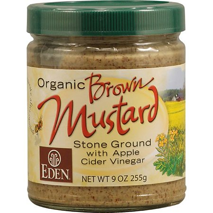 Eden Brown Mustard