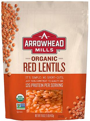 AHM Red Lentils