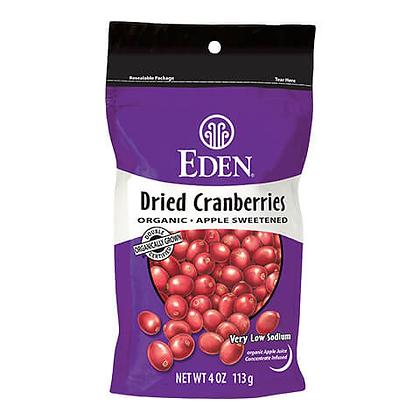 Eden Dried Cranberries