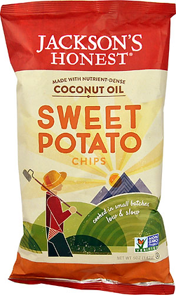 JH Sweet Potato Chips