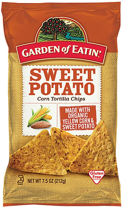 GOE Sweet Potato Chips