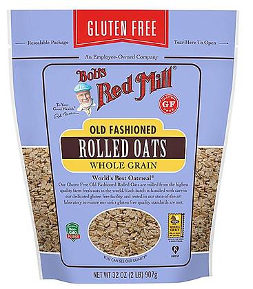 Bob's Red Mill (BRM) Gluten Free Oat