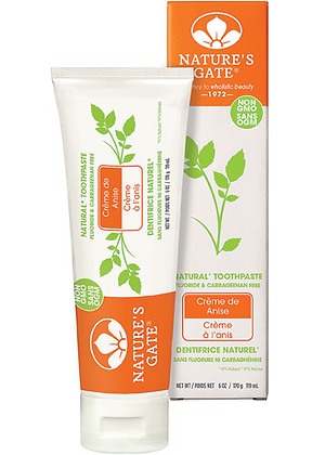 NG Toothpaste Crème de Anise