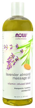 Almond Lavender Oil 16 oz
