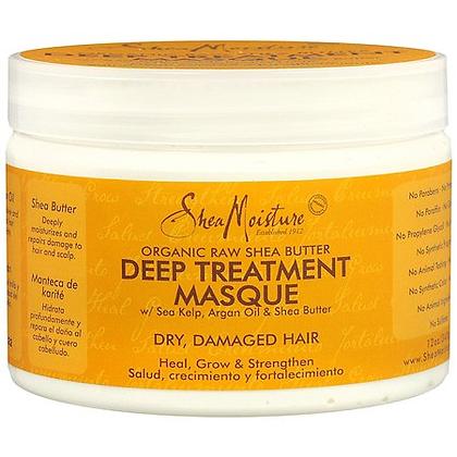 SM Raw Shea Butter Deep Treatment Masque