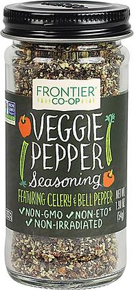 Frontier Co-Op Organic Veggie Pepper