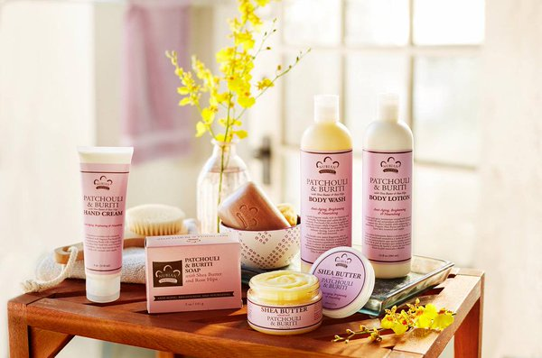 NH Patchouli and Buriti Collection