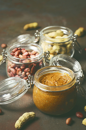 Handmade Nut and Seed Butters
