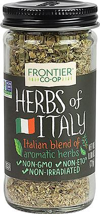 Frontier Co-Op Herbs of Italy