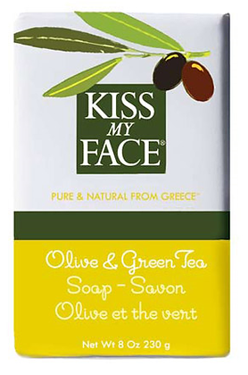 Olive and Green Tea