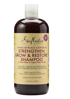 SM Jamaican Castor Oil Shampoo
