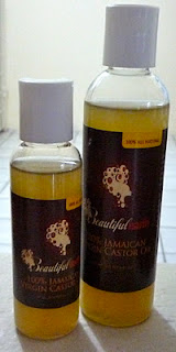 100% Cold Pressed Castor Oil