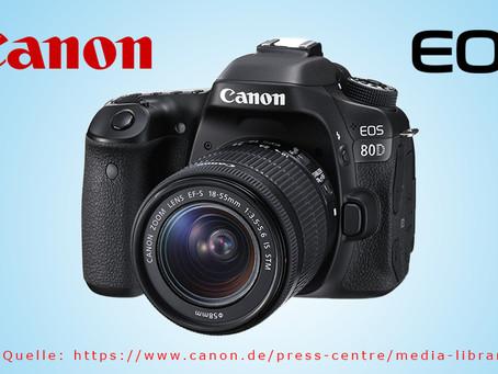Meine Ausrüstung Teil 1 - Welche Kamera?