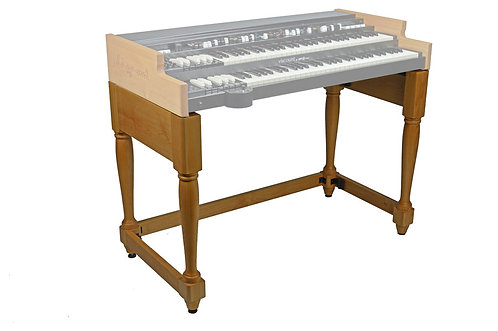 Wooden stand for Legend (organ sold separately).
