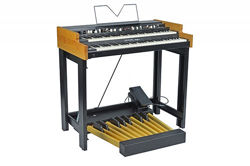 Metal Stand for Legend Live (organ sold separately) and optional pedalboard and volume pedal