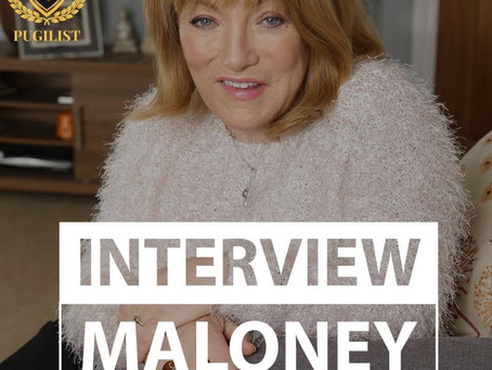 Interview with #KellieMaloney coming up this week.