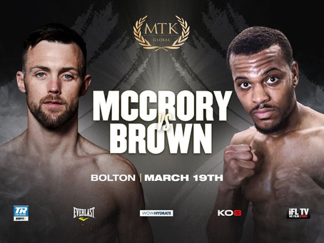 BIG FIGHTS ADDED TO MARCH 19TH MTK FIGHT NIGHT