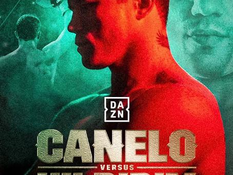 Canelo v Yildirim, Canelo is back after just 10 Weeks out