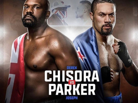 #ChisoraParker is next !!!