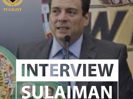 Fans Questions for Mauricio Sulaiman