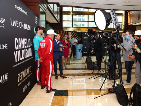 #CaneloYildirim Media Images