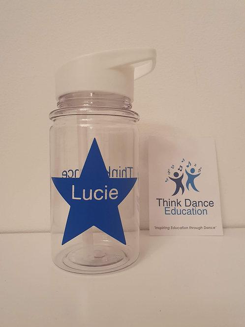 Think Dance Stars Water Bottle