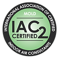 IAC2 Certified in Mold Sampling