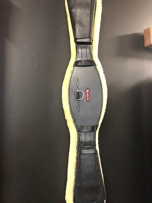 Equipe GH23 Dressage Girth with Sheepskin Liner 65cm