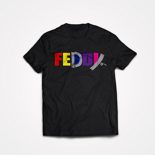 Feddy Tee (Black)
