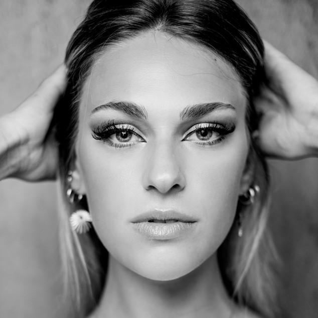 Portrait Viola Grandesso Makeup Artist