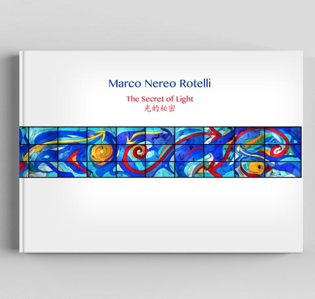Catalogo d'arte - Marco Nereo Rotelli per Caffè Florian
