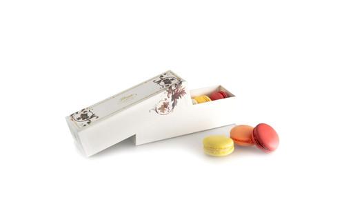Packaging Macarons - Caffè Florian